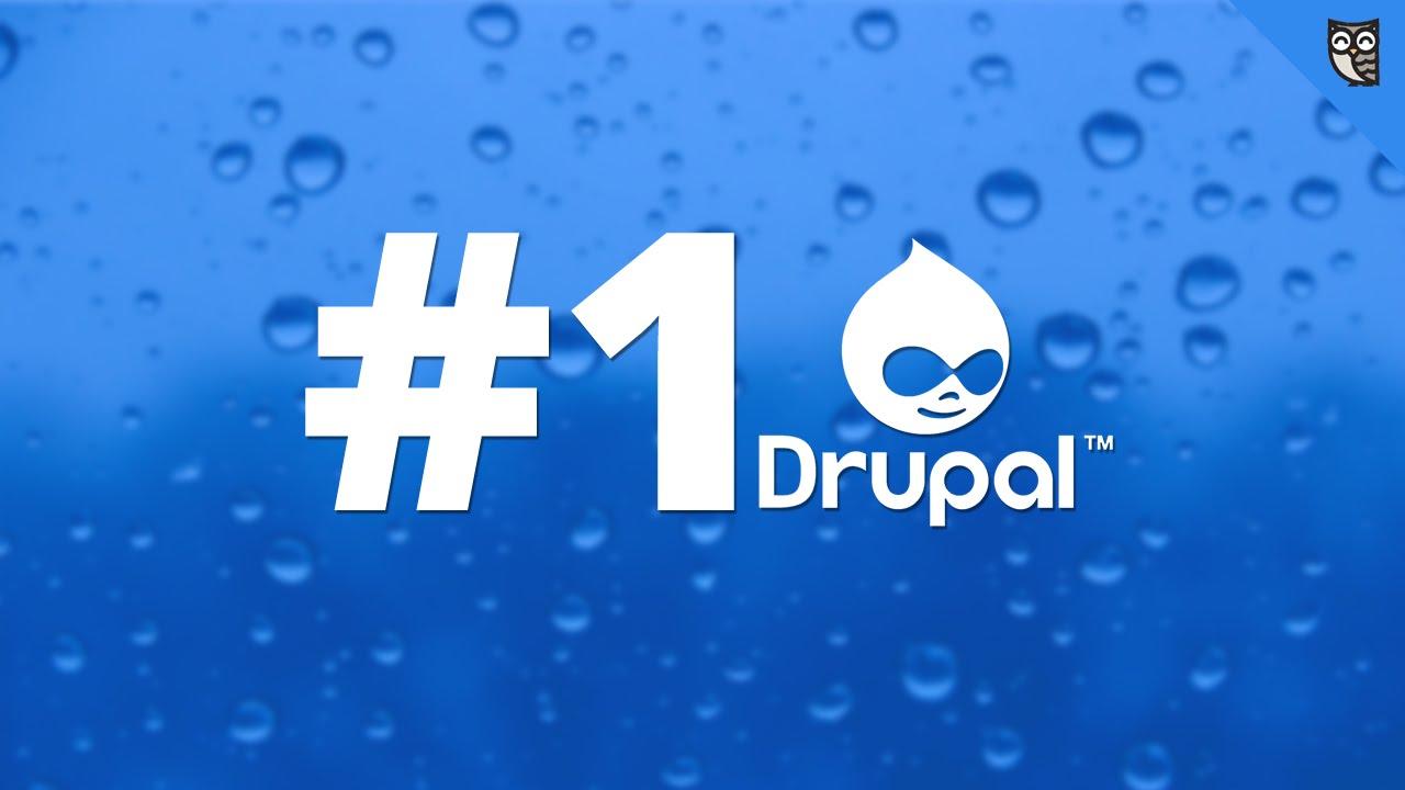 Cms Drupal 7 для начинающих разработчиков