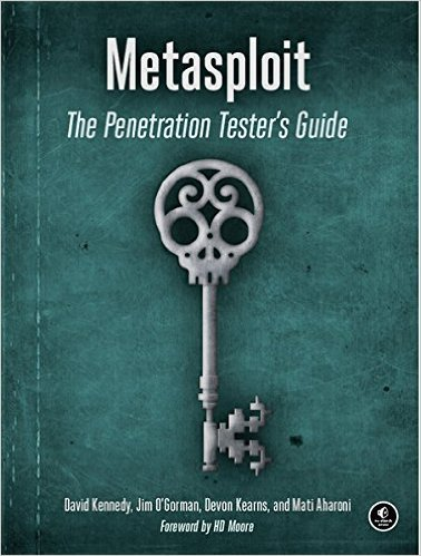 Metasploit: The Penetration Tester's Guide