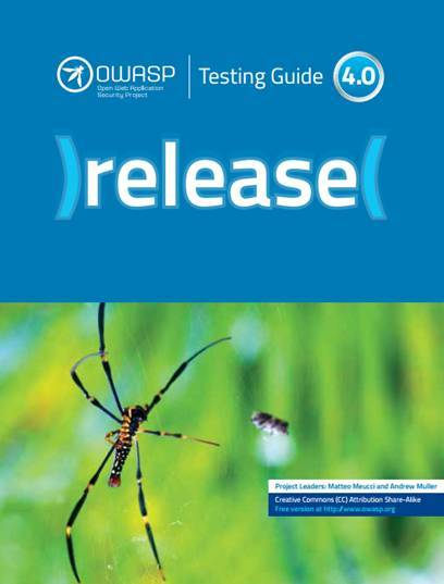 OWASP TestingGuide v4