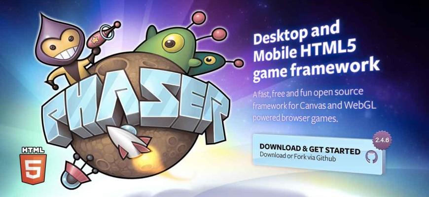 Подготовили подборку по игровым движкам HTML5 / JavaScript.