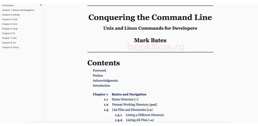 conqueringthecommandline-com
