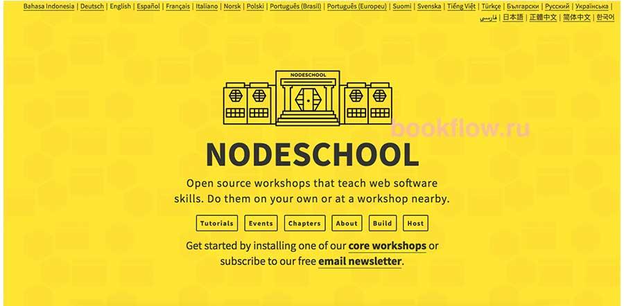 nodeschool-io