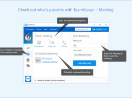 Руководство TeamViewer по онлайн-совещаниям