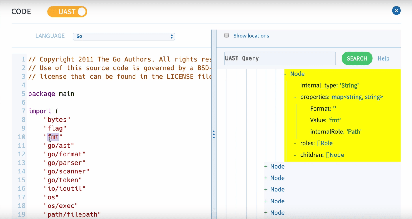 Использование машинного обучения в статическом анализе исходного кода программ