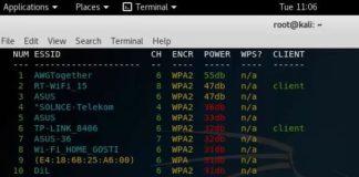 Автоматизированный сбор WPA/WPA2 хендшейков