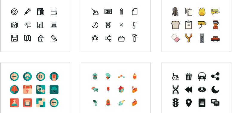 To icon