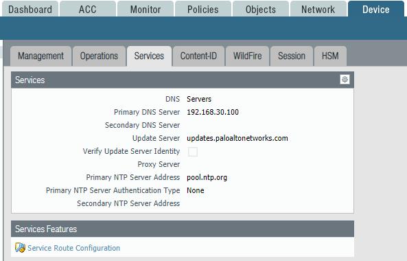 Особенности настройки Palo Alto Networks: SSL VPN