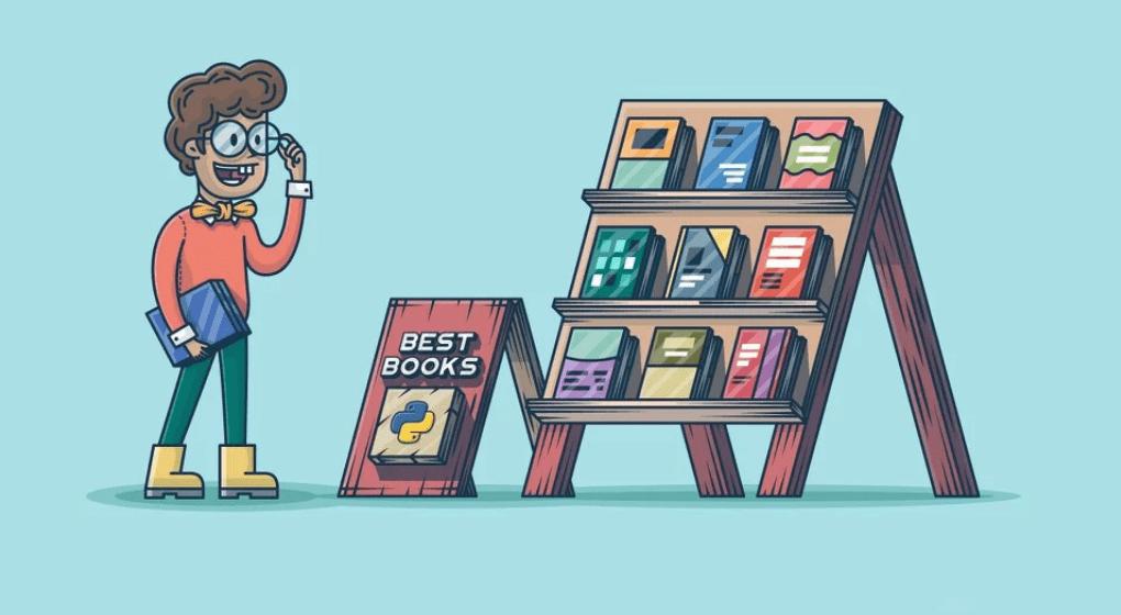 10 книг по Python для начинающих программистов