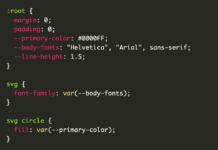 Как использовать псевдокласс :root в CSS