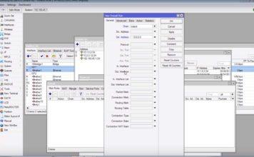 Настройка роутера MikroTik для работы с двумя провайдерами