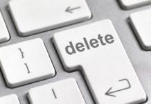 Так как же удалить миллионы файлов из одной папки?