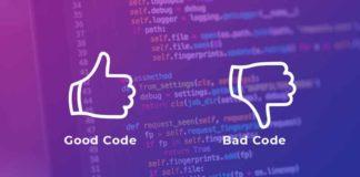 Правил написания хорошего кода