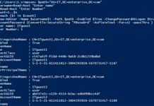 Скрипты Windows PowerShell для работы с Active Directory