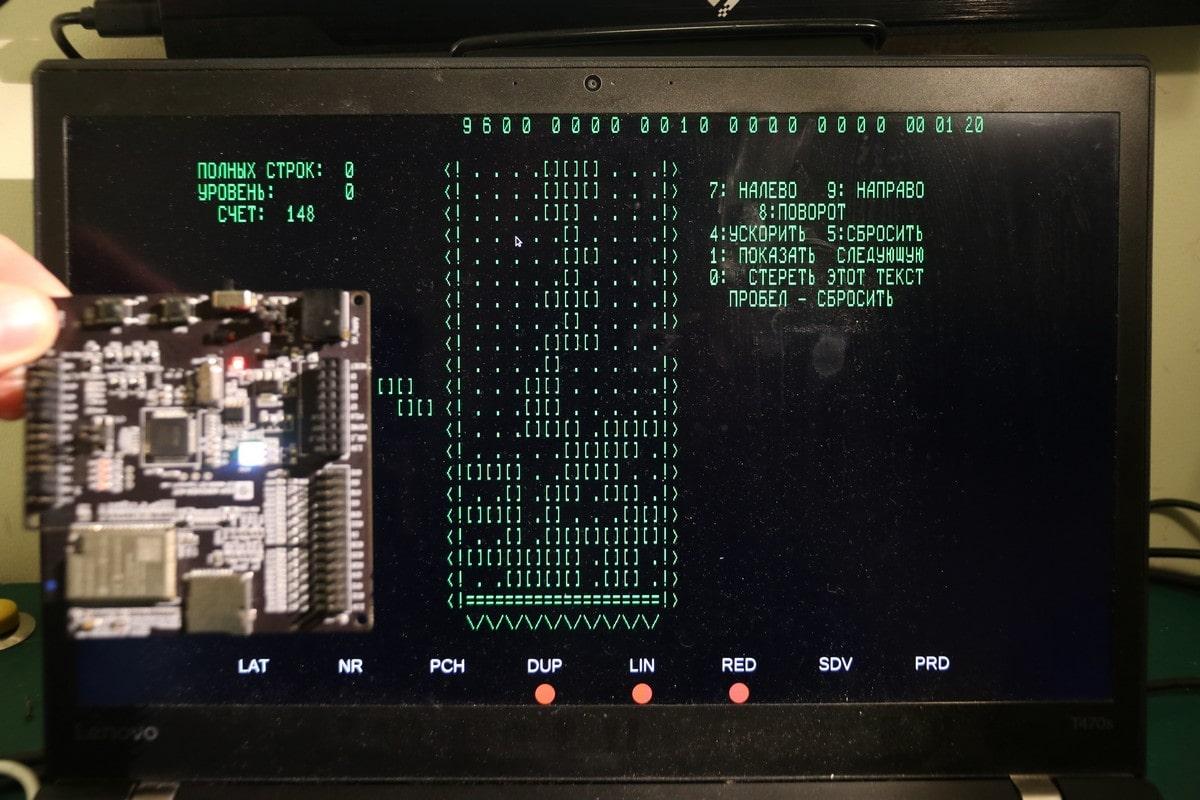 создаём крошечный компьютер PDP11