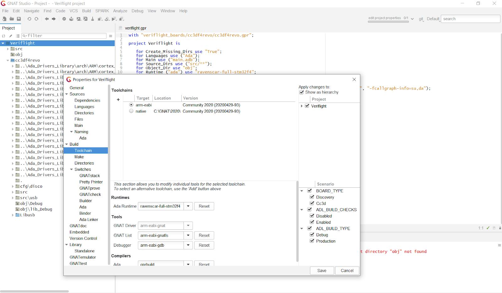 Пишем полетный контроллер для квадрокоптера на языке Ada
