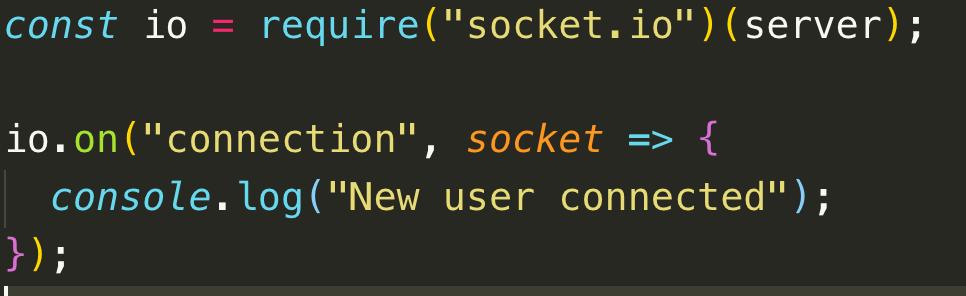 Пишем чат на Node.js и socket.io