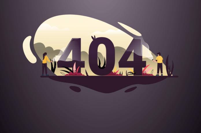 Превосходные шаблоны 404 страниц для ваших сайтов