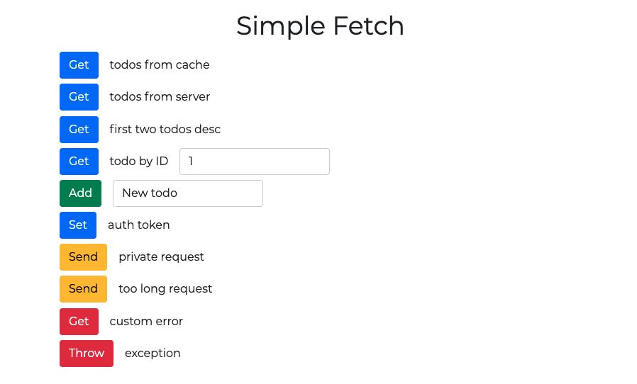 JavaScript: как из Fetch сделать Axios?